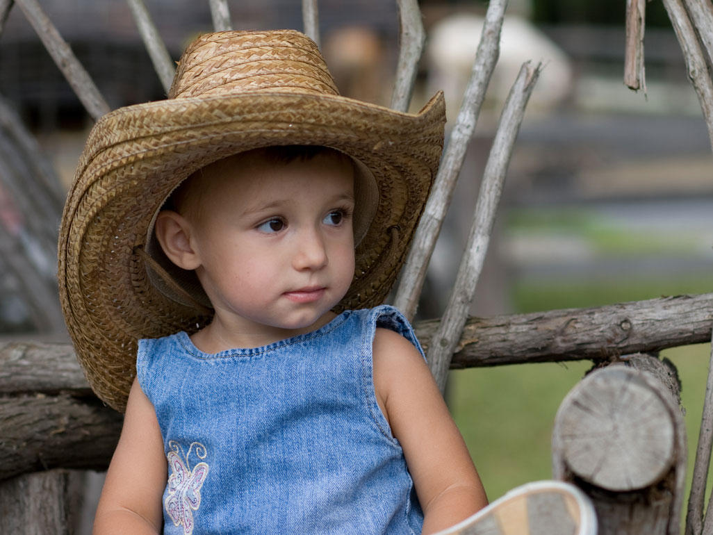 Baby Names Inspired By The Wild West