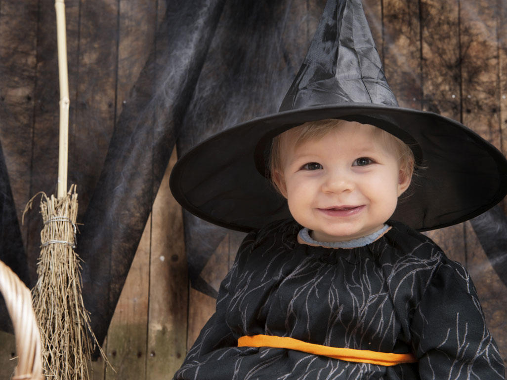 Baby Names Inspired By Halloween