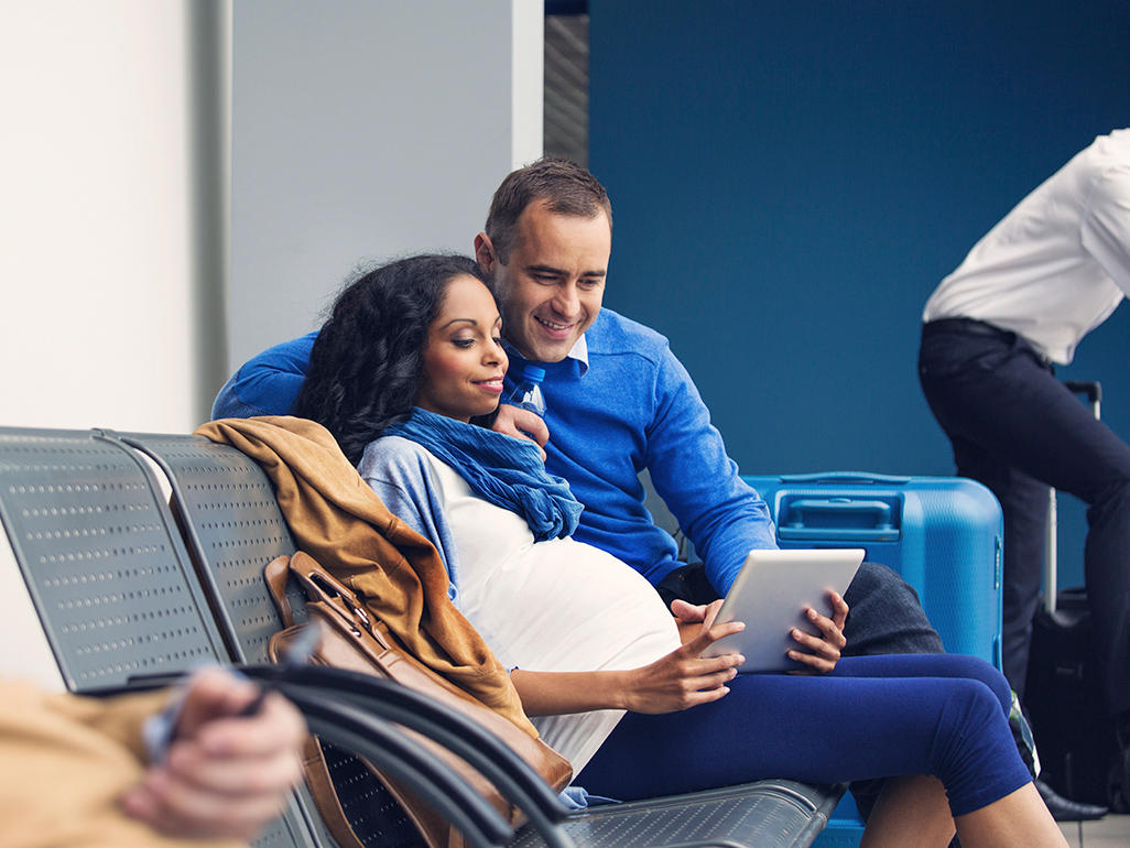 Airline Policies For Pregnant Travelers