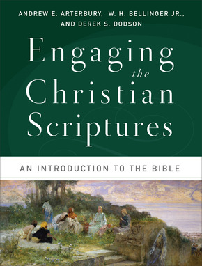 For a Chirstian bible scholar?