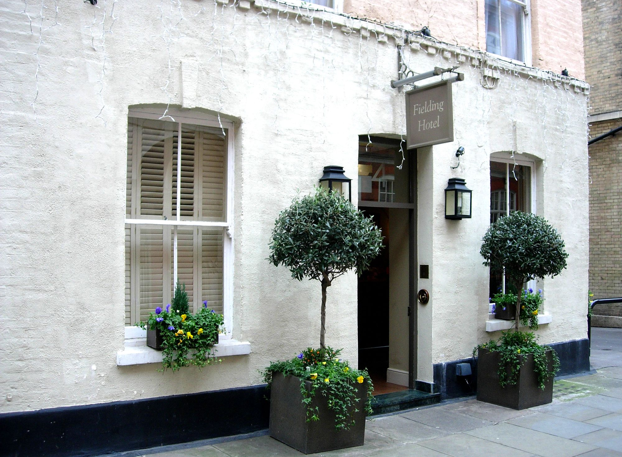 The Fielding Hotel Covent Garden