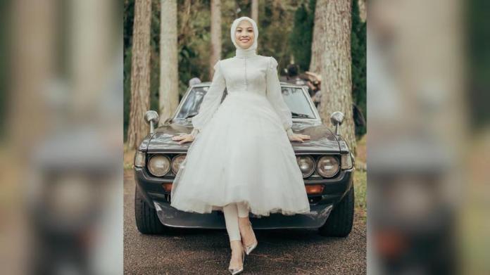 Kecaman diterima penyanyi, Nabila Razali bagaikan silih berganti sejak tujuh tahun lalu, namun ia tidak sesekali mematahkan semangatnya. - Foto IG Nabila Razali