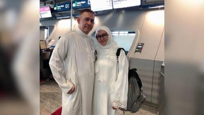 Awalnya, Datuk Ziela Jalil cuba merahsiakan perkahwinan daripada keluarga termasuk anak-anak kerana tidak mahu melukakan hati mereka. - Foto Datuk Ziela Jalil