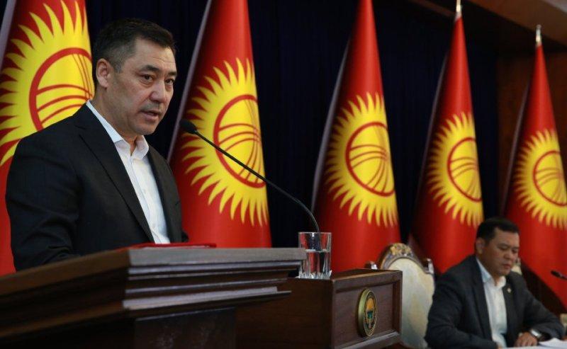 Sadyr Zhaparov dipilih sebagai Perdana Menteri Kyrgyzstan baharu. - Foto Google