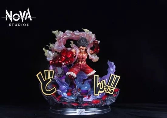 The one piece box consists of figurines, collectibles and toys of luffy, zoro and all your favourite characters from the beloved anime. One Piece Nova Studio Snakeman Luffy Resin Statue One Piece Collector