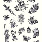 Sailor Jerry Flash Print Marty Lee