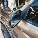 Mf Sports Overland Mirror Visors 1st Gen Toyota Tundra Mf Sports