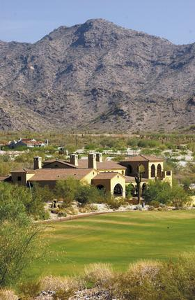 The Verrado development in Buckeye.