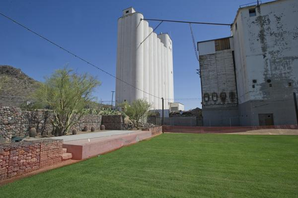 This fall the Hayden Flour Mill will start hosting weddings, concerts, cultural and business events. The city plans on hosting movies and other events on the historic site.