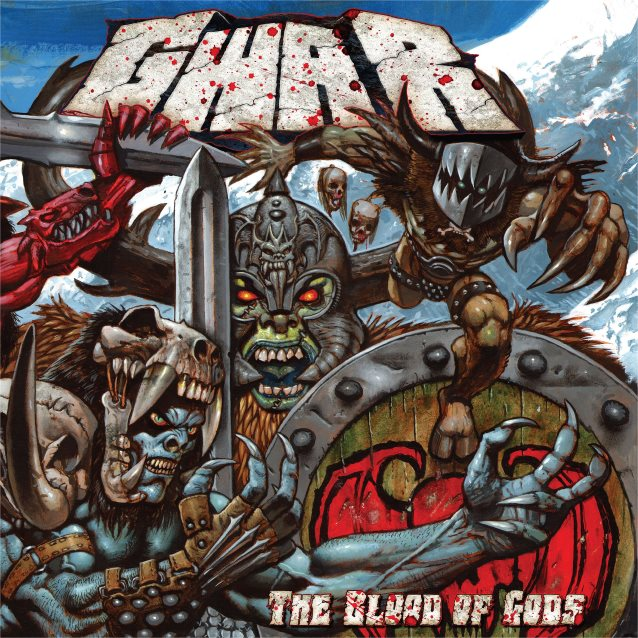 Image result for gwar blood of gods