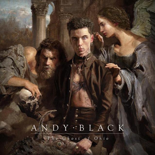 金屬樂團 Black Veil Brides 主唱  Andy Black 個人新單曲 The Promise 1