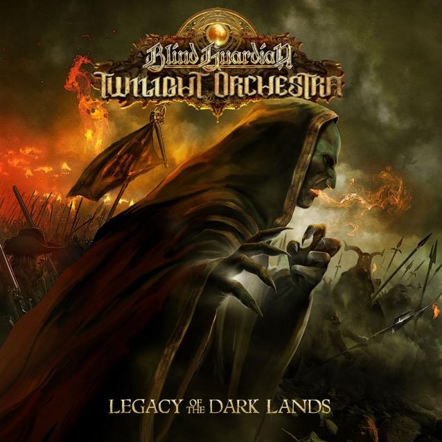 德國強力金屬樂團 Blind Guardian:Legacy Of The Dark Lands 專輯封面公開 2