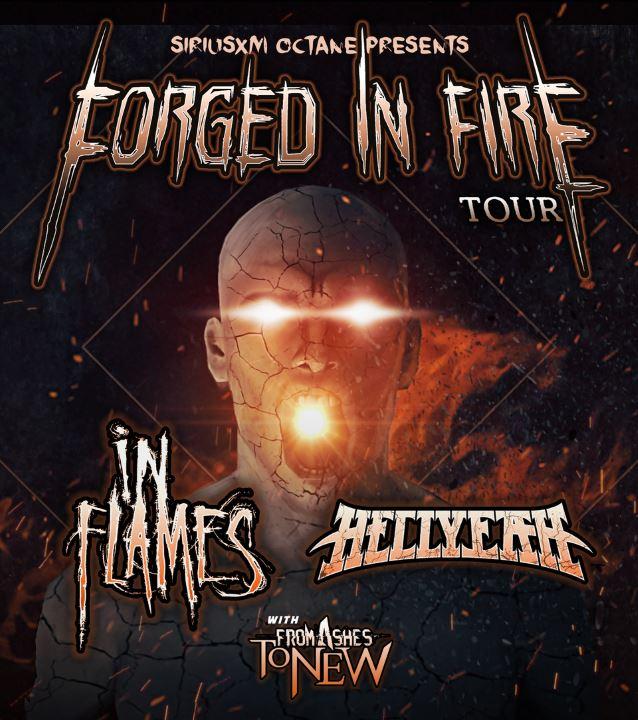 forgedinfiretour2016poster