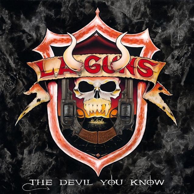 美國硬搖滾樂團 L.A. Guns 新曲再釋出 The Devil You Know 1