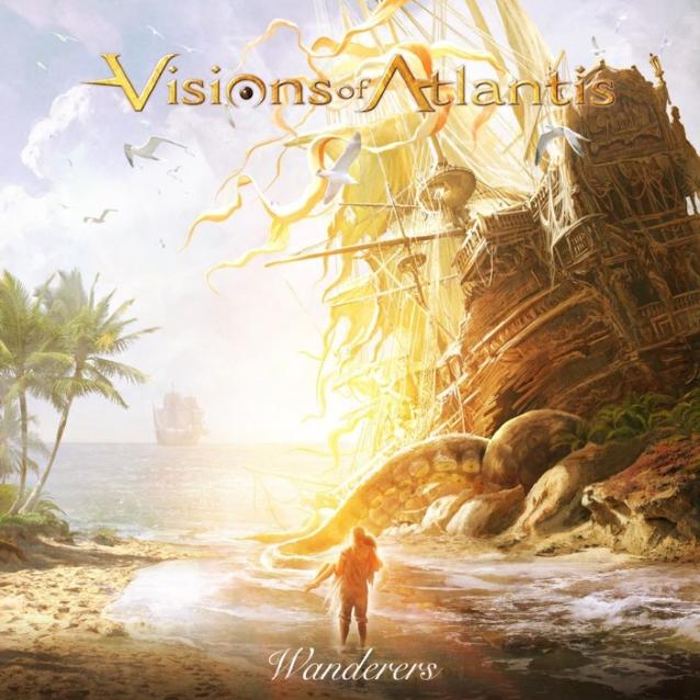 奧地利交響金屬樂團 Visions of Atlantis 新曲影音 A Journey To Remember 2