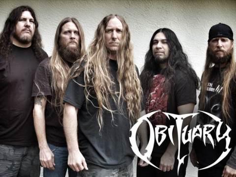 Resultado de imagem para obituary band