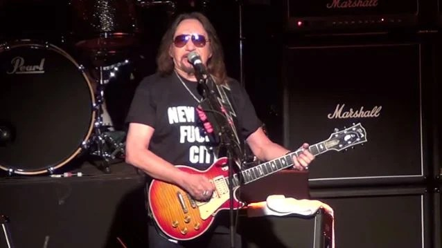 ACE FREHLEY Heading Back On The Road