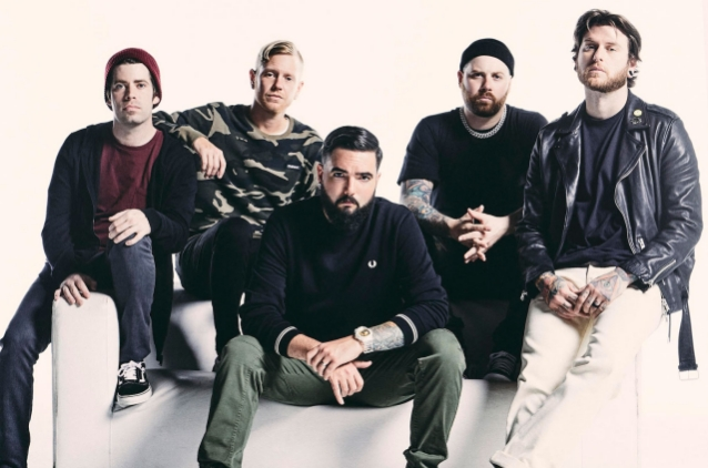 A DAY TO REMEMBER Guitarist Explains New Album Delay