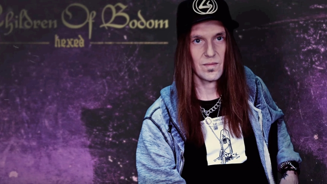 CHILDREN OF BODOM Frontman Says Thinking About Fans' Expectations While Writing Music Can Be 'Very Destructive'
