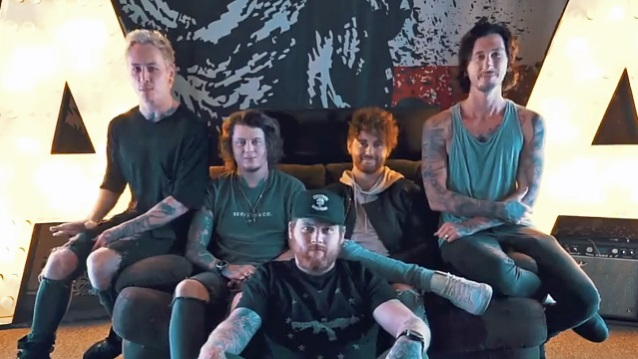 ASKING ALEXANDRIA Takes Trance/EDM And Metal/Rock To Whole New Level With 'Kneel Before Me' Song
