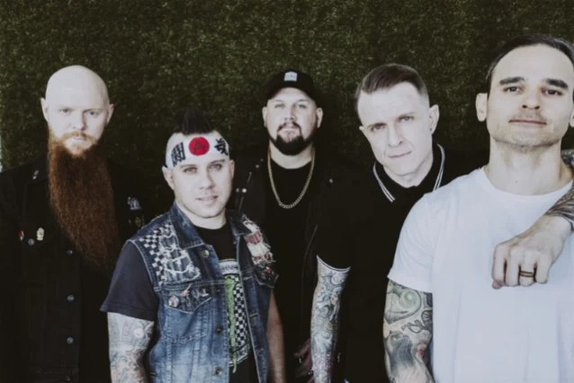 ATREYU Bassist: The Music Industry Is 'Oversaturated' And Has 'Lost Its Honesty'