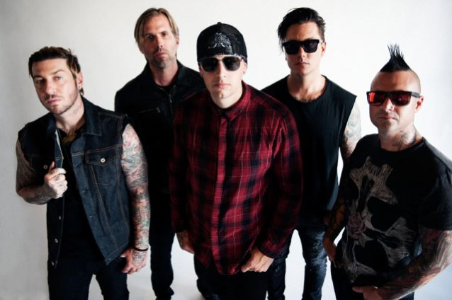 AVENGED SEVENFOLD Donates Money To Help Laid-Off Magazine Staff