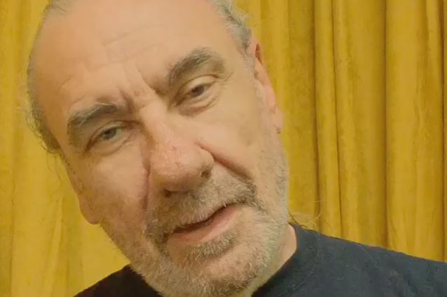 Estranged BLACK SABBATH Drummer BILL WARD Launches New Band Called DAY OF ERRORS
