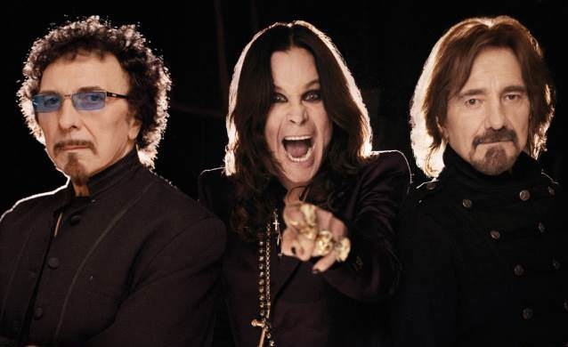 BLACK SABBATH To Begin Work On New Studio Album Next Year