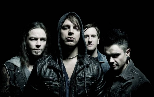 Bullet For My Valentine New Song Raising Hell To Be