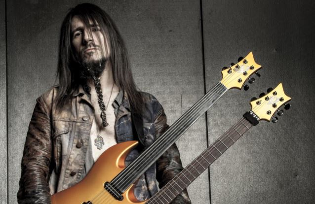 Ex-GUNS N' ROSES Guitarist RON 'BUMBLEFOOT' THAL Releases 'Don't Know Who To Pray To Anymore' Video
