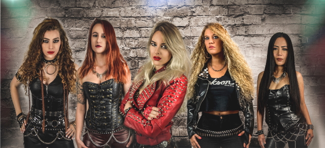 "BURNING WITCHES lanza el video ""Sea Of Lies"""