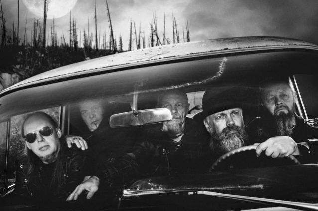 瑞典傳奇DOOM METAL樂團 Candlemass 發表新專輯 The Door To Doom 全面上架串流平台