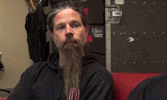 It's Official: LAMB OF GOD's CHRIS ADLER To 'Guest' On New MEGADETH Studio Album