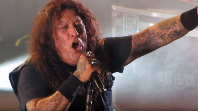 TESTAMENT's CHUCK BILLY Hopes To Get New Album Completed By June