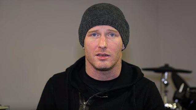 SLIPKNOT's COREY TAYLOR To Release 'America 51' Book In July 2017