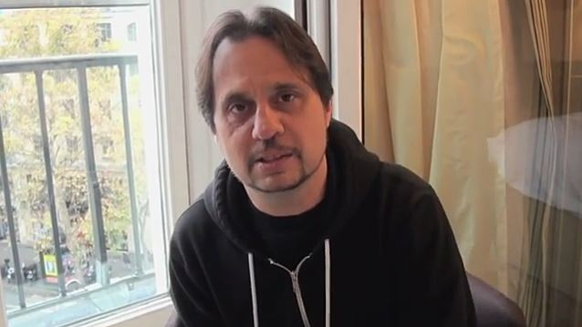 DAVE LOMBARDO Reportedly Open To Replacing SHAWN DROVER In MEGADETH