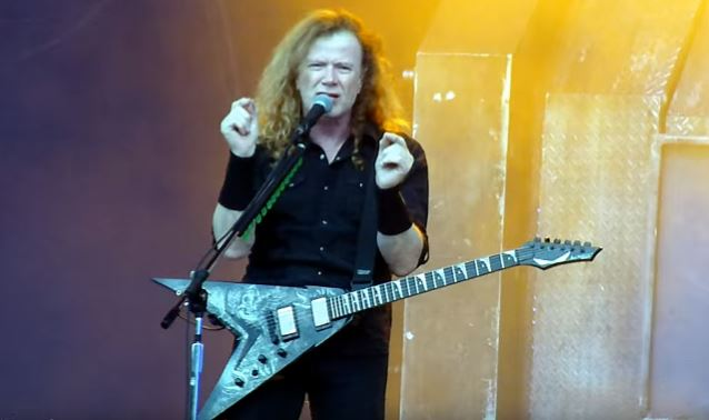 MEGADETH To Tour With ICE-T's BODY COUNT