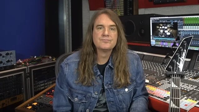 DAVID ELLEFSON Says He's Been Back In MEGADETH For Almost A Decade Under A 'Gentlemen's Agreement'