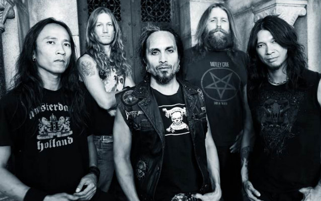 DEATH ANGEL Completes Mastering New Album