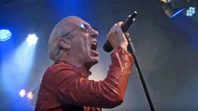 DEE SNIDER Signs With NAPALM RECORDS; 'For The Love Of Metal' Solo Album Due In July