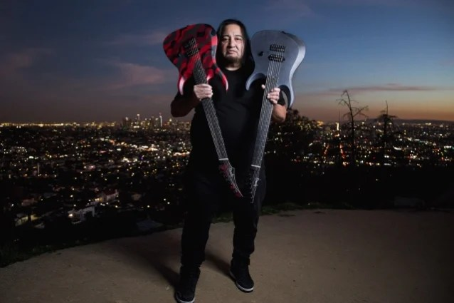 FEAR FACTORY's DINO CAZARES Leaves IBANEZ, Signs With ORMSBY GUITARS