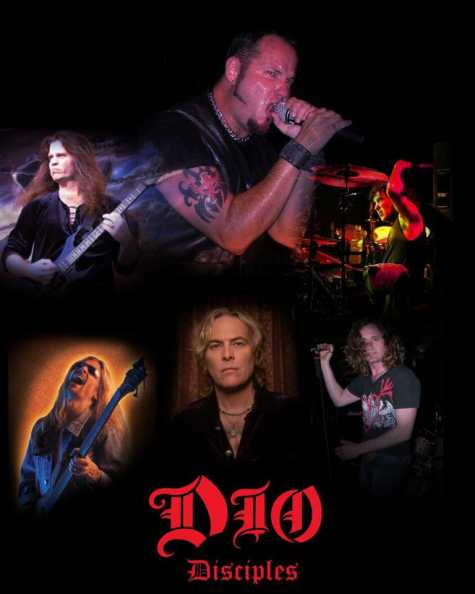 Iced Earth Band Members