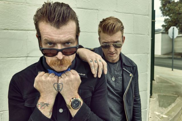 EAGLES OF DEATH METAL Documentary Pulled From Festival Due To Inappropriate Timing