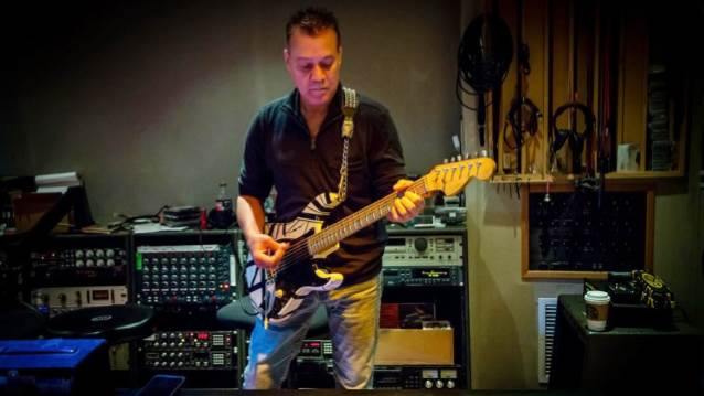 Image result for eddie van halen eruption guitar 2018