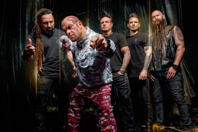 """FIVE FINGER DEATH PUNCH lanza el álbum """"F8"""" en febrero; Video lírico para single"""