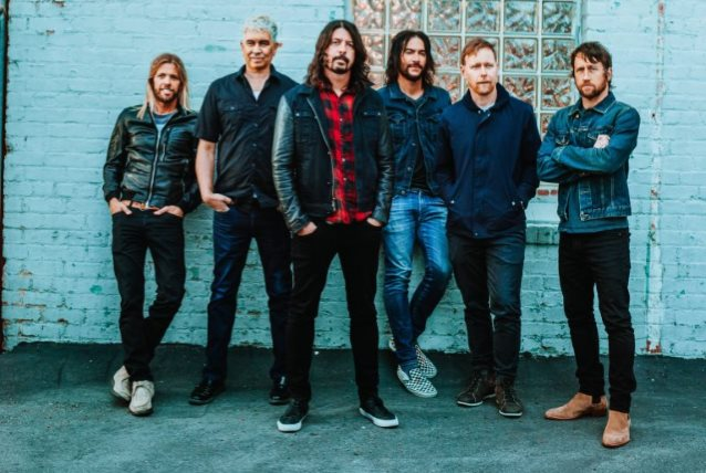FOO FIGHTERS Win 'Best Rock Song' GRAMMY Award For 'Run'