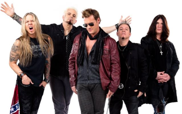 FOZZY Re-Signs With CENTURY MEDIA; New Album Due In 2017