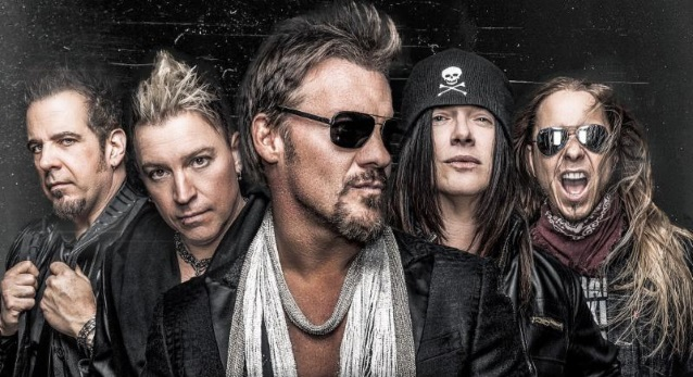 FOZZY Announces Summer/Fall 2018 Leg Of 'Judas Rising' Tour