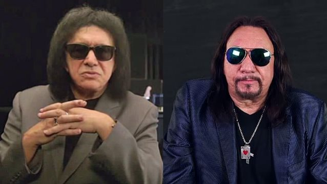 GENE SIMMONS And ACE FREHLEY Collaborate On Two New Songs For Ex-KISS Guitarist's Next Solo Album