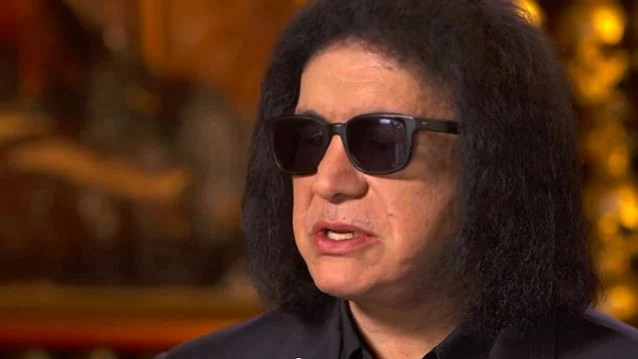 GENE SIMMONS To Release 'On Power' Book In November